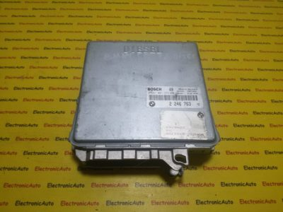 ECU Calculator BMW 0281001373, 2246763