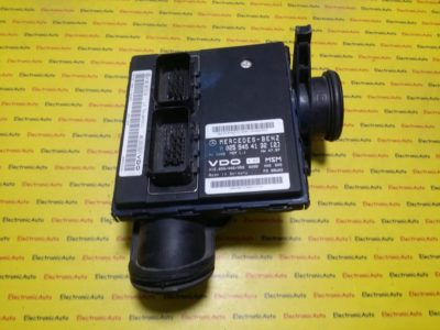 ECU Calculator Mercedes A0255454132, 412250002002