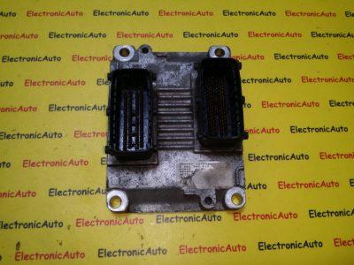ECU Calculator motor Alfa Romeo 147 1.6 0261206715