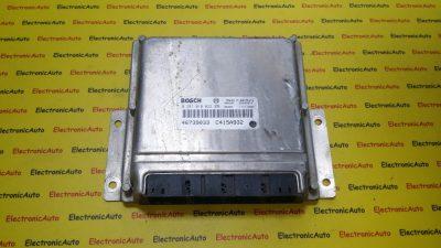 ECU Calculator motor Alfa Romeo 156 2.4 JTD 0281010022, 46739033