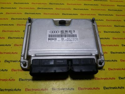 ECU Calculator motor Audi A3 0261208088, 022906032CB
