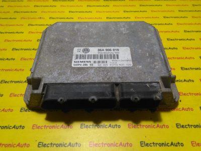 ECU Calculator motor Audi A3 1.6 06A906019, 5WP439503