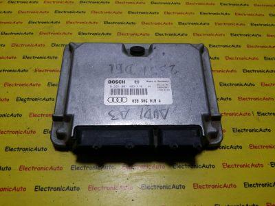 ECU Calculator motor Audi A3 1.9TDI 0281001409/410, 038906018A