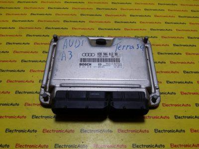 ECU Calculator motor Audi A3 1.9TDI 0281010123, 038906012BB