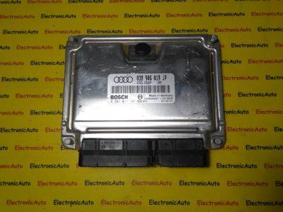 ECU Calculator motor Audi A4 1.9TDI 0281011141 , 038906019JP