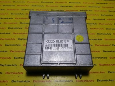 ECU Calculator motor Audi A4 8D0907557HX, 0261203941