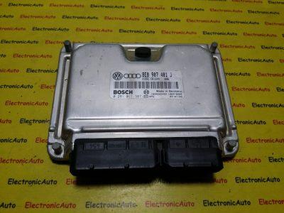 ECU Calculator motor Audi A6 2.5TDI 0281011387, 8E0907401J