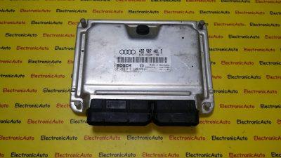 ECU Calculator motor Audi A6 2.5TDI 0281010394, 4B2907401E