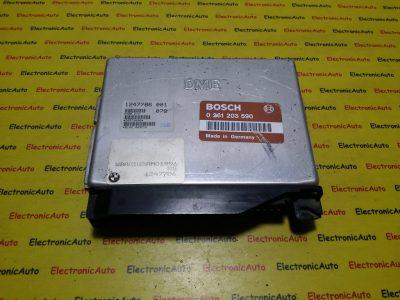 ECU Calculator motor Bmw 318IS 0261203590, 1247786001