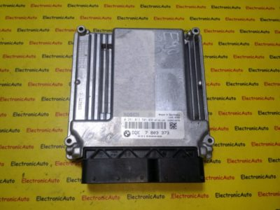 ECU Calculator motor Bmw 320D 0281013501, DDE7803373