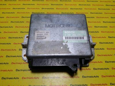 ECU Calculator motor Bmw 320i 0261200172, 1730573001