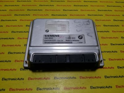 ECU Calculator motor Bmw 328i 5WK90329 1430844 DME MS42 E46