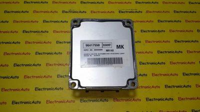ECU Calculator motor Chevrolet Kalos 1.4 96417550 MR140