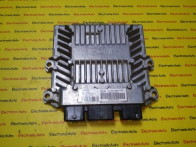 ECU Calculator motor Citroen C3 1.4HDI 5WS40285C-T