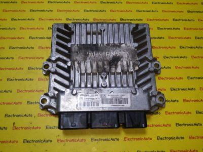 ECU Calculator motor Citroen C4 2.0HDI 9658344580, 5WS40281A-T
