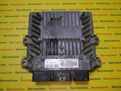 ECU Calculator motor Citroen C5 2.0HDI 5WS40612BT, SID803A