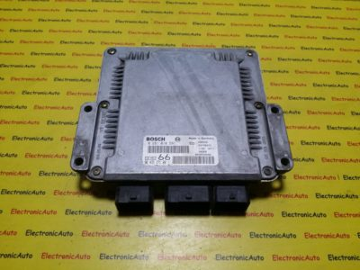 ECU Calculator motor Citroen Jumpy 2.0HDI 0281010591, 9643527180
