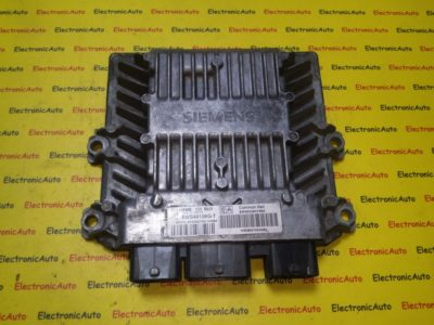 ECU Calculator motor Citroen Xsara 2.0HDI 9653647880, 5WS40106G-T