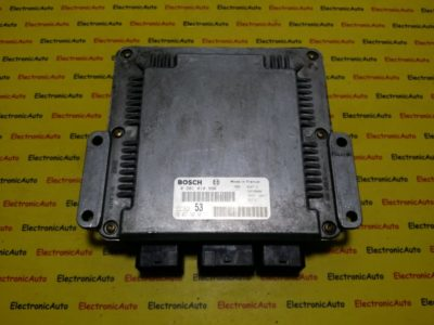 ECU Calculator motor Citroen Xsara Picasso 2.0HDI 0281010996, 9646774280
