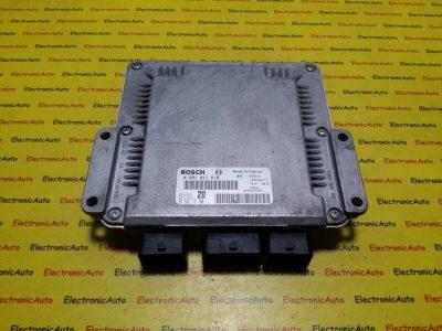 ECU Calculator motor Citroen Xsara Picasso 2.0HDI 0281011518, 9658373180