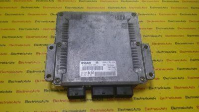 ECU Calculator motor Citroen Xsara Picasso 2.0HDI 0281010595, 9642014980