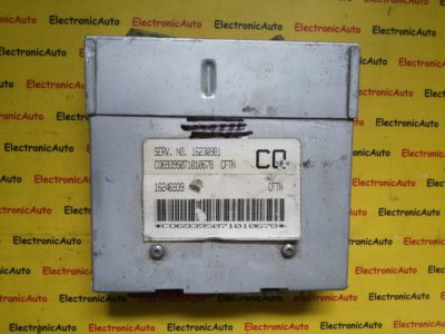 ECU Calculator motor Daewoo Lanos 1.6 16238981 CQ