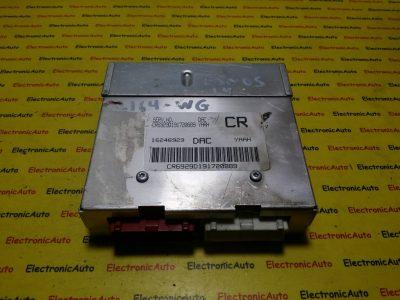 ECU Calculator motor Daewoo Lanos 1,4 16246929 DAC CR YAAH
