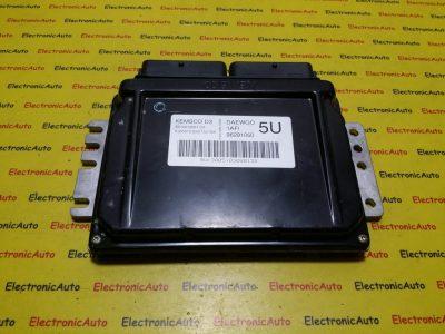 ECU Calculator motor Daewoo Matiz S010012001C0, 96291050