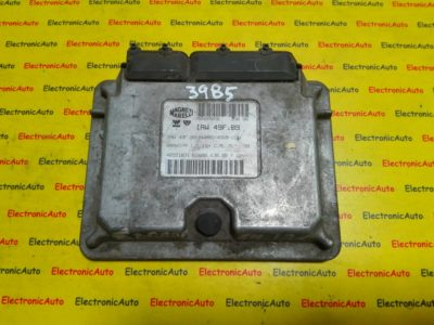 ECU Calculator motor Fiat Bravo 1.6 46551831, IAW 49F.B9