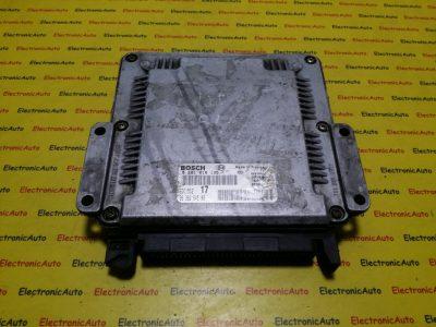 ECU Calculator motor Fiat Scudo 2.0JTD 0281010135, 9636254580