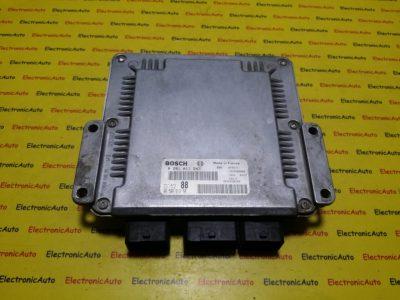 ECU Calculator motor Fiat Scudo 2.0JTD 0281011247, 9650931380