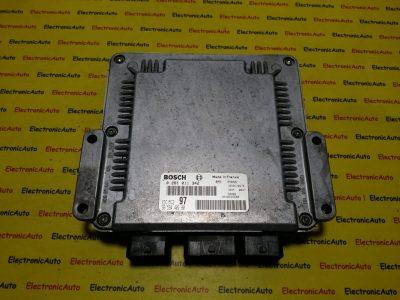 ECU Calculator motor Fiat Scudo 2.0JTD 0281011342, 9659440280