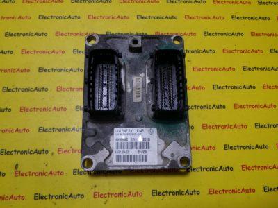 ECU Calculator motor Fiat Stilo 1.6 55189590, IAW5NFT9, 45N7SP5E