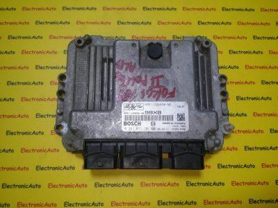 ECU Calculator motor Ford Focus 1.6TDCI 6M5112A650NB, 0281011701