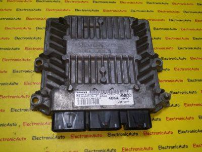 ECU Calculator motor Ford Focus 1.8TDCI 6M5112A650YA, 5WS40512A-T