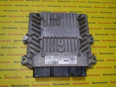 ECU Calculator motor Ford Focus 1.8TDCI 6M5112A650YB, 5WS40512B-T