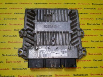 ECU Calculator motor Ford Focus 2.0TDCI 3M5112A650AB, SID803