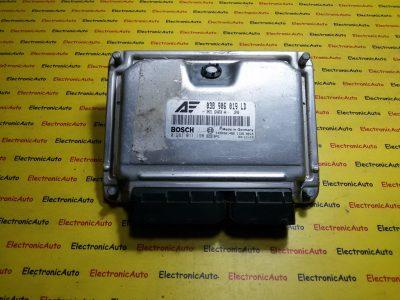 ECU Calculator motor Ford Galaxy 1.9TDI 0281011198, 038906019LD