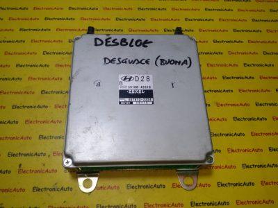 ECU Calculator motor Hyundai 39100-42610