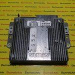 ECU Calculator motor Hyundai Coupe K103955165B, 3910023540