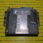 ECU Calculator motor Hyundai Coupe K103955165C, HMC LO2
