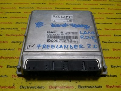 ECU Calculator motor Land Rover Freelander 2.0D 0281010811, 7792938
