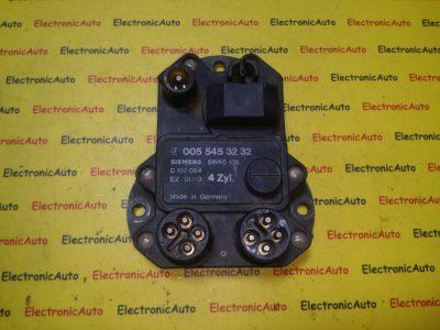 ECU Calculator motor Mercedes 0055453232