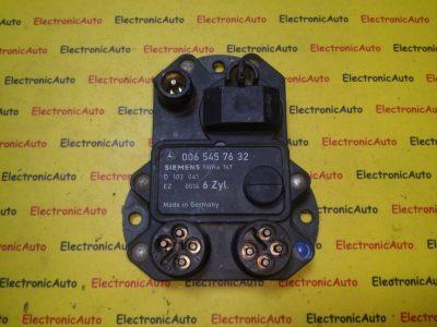 ECU Calculator motor Mercedes 0065457632