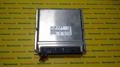 ECU Calculator motor Mercedes A170 1.7CDI 0281010752 CR1.2 1.7L