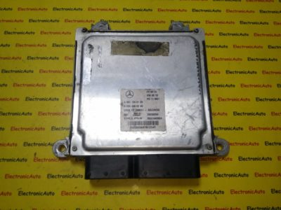 ECU Calculator motor Mercedes C200 2.0CDI A6511500126