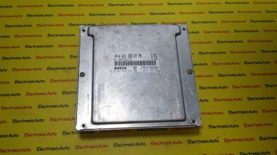 ECU Calculator motor Mercedes E220 2.2CDI 0281010533, A6111532779