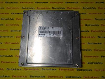 ECU Calculator motor Mercedes E270 2.7CDI 0281010043, A0225458132