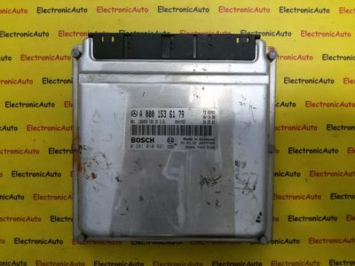 ECU Calculator motor Mercedes Sprinter 2.2CDI 0281010921, A0001536179