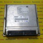 ECU Calculator motor Mini Cooper 1.4D 0281011085 DDE7792544